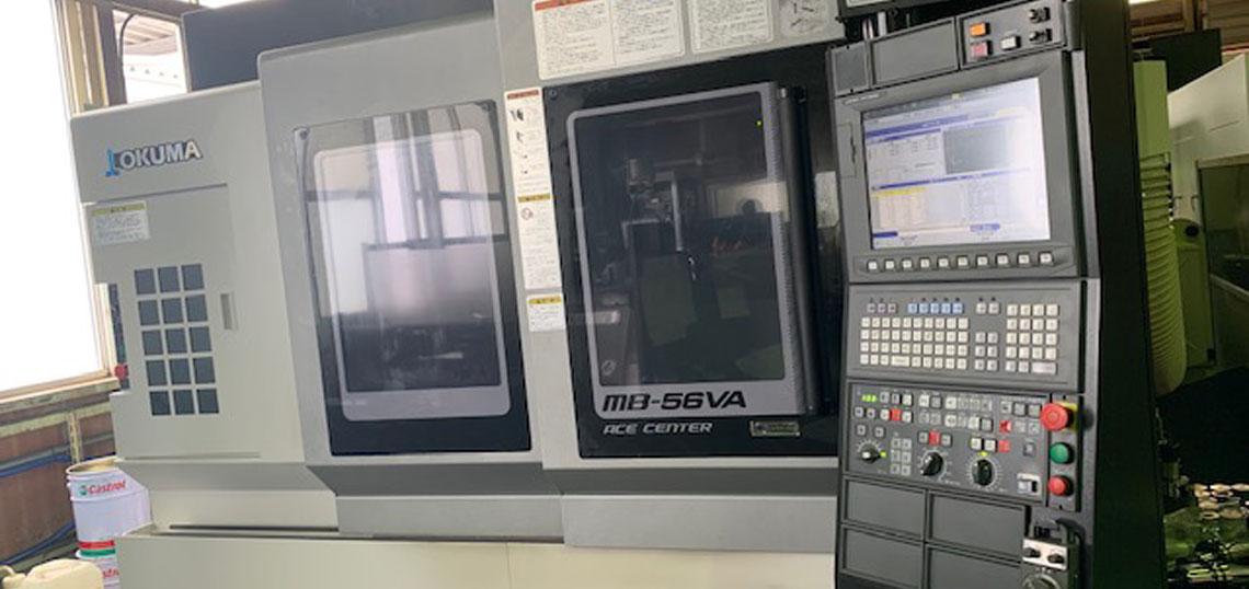 マシニングセンター OKUMA MB-56VA